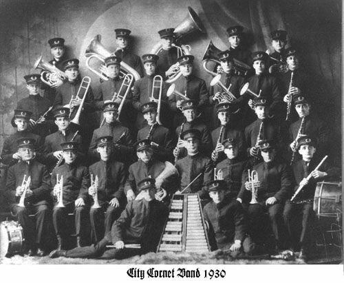 City Cornet 1930