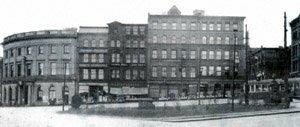 Market Square circa 1930