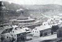 Round House, Saint John circa 1860