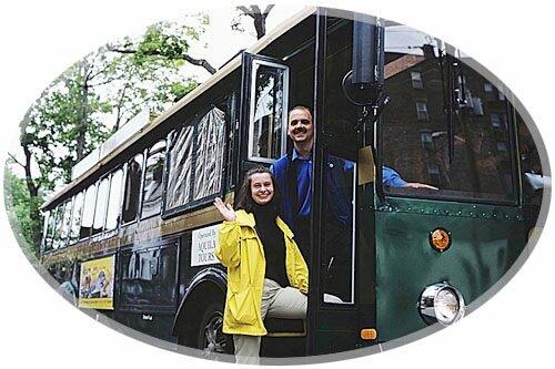 Guided bus tour, Saint John