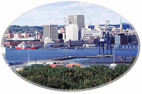 Harbour, City of Saint John, New Brunswick
