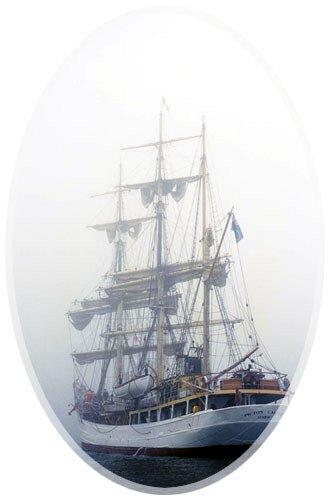 Tall ship, Saint John, New Brunswick