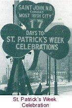 St. Patrick's Week Celebration