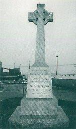 St. Patrick's Square Celtic Cross