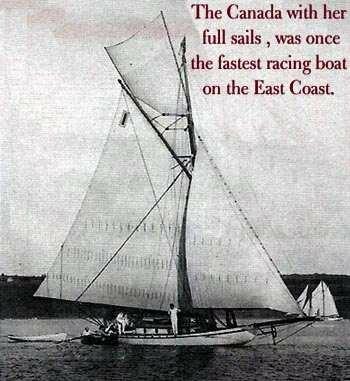 Sailing Vessel Canada