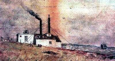 Watercolour by J.C. Myles 1865