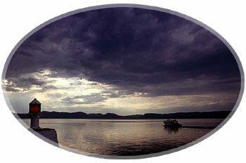 Chaleur Bay, Dalhousie - Baie des Chaleurs, Dalhousie