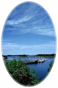 Leonardville, Deer Island - Leonardville, Île Deer