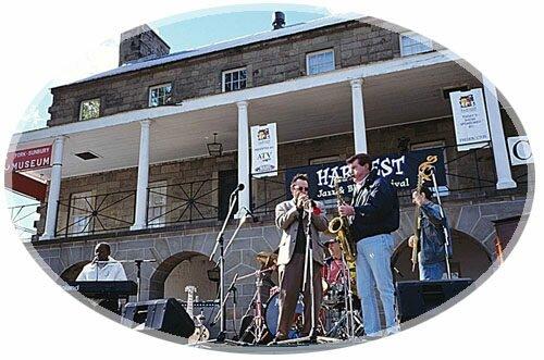 Harvest Jazz & Blues Festival, Fredericton, New Brunswick