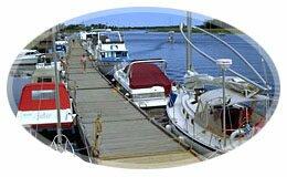 Regent Street Wharf-Fredericton New Brunswick