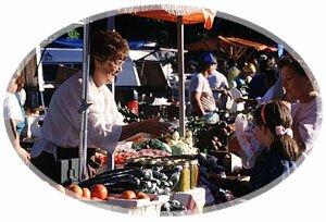Boyce Farmers' Market-Fredericton, New Brunswick