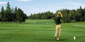 Mactaquac Provincial Park Golf Course