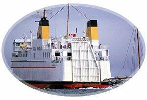 Ferry, Grand Manan V-Grand Manan Island