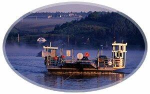Ferry Crossing-Hampton, New Brunswick