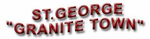 """Granite Town"" St.George, New Brunswick"