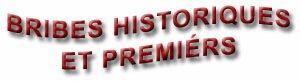 Bribes historiques et premiérs-Fredericton, New Brunswick