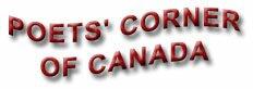 Poets' Corner of Canada-Fredericton, New Brunswick