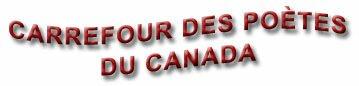 Carrefour des poètes du Canada-Fredericton, New Brunswick