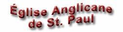 Église Anglicane de St. Paul