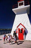 Lighthouse, Le Pays de la Sagouine, Bouctouche