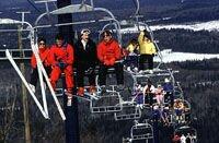 Ski-lift, Crabbe Mountain