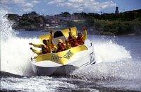 Jet Boat Ride, Reversing Falls, Saint John