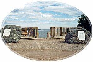 Look out-rving Nature Park, Saint John, New Brunswick