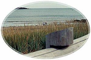 Barrier Beach-rving Nature Park, Saint John, New Brunswick