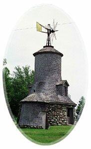 power supplying windmill