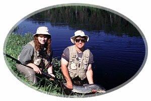 Salmon fishing, Miramichi Gray Rapids Lodge Inc., Blackville
