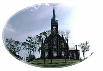 St. Michael's Basilica, Miramichi , New Brunswick