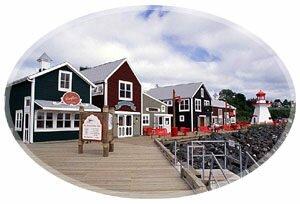 Ritchie Wharf-Miramichi New Brunswick