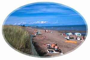 Parlee Beach-Shediac, New Brunswick