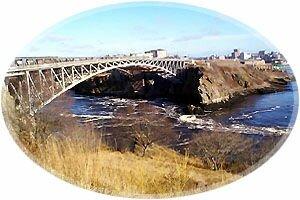 Reversing Falls, Saint John