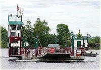 F46 - Gagetown Ferry