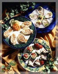 Seafood Fingerfoods