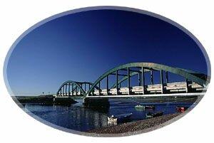 Eel River Bar, Chaleur Park Charlo, New Brunswick