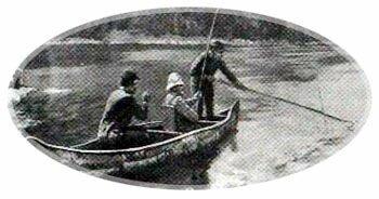Micmac guides circa 1890