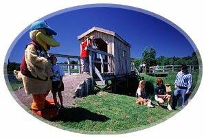 Sackville Waterfowl Park, New Brunswick