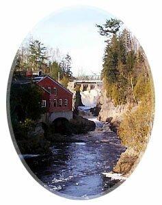St George Gorge, New Brunswick